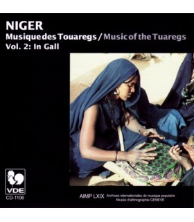 Musique des Touaregs. Vol. II IN GALL