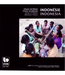Chants de BIKOKI (Timor Occidental)