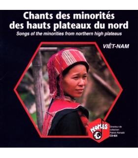 Chants des Minorites des Hauts Plateaux du Nord