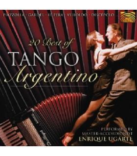 Tangos joués à l'accordéon