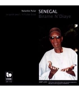 Birame N'Diaye-Le Griot Peul