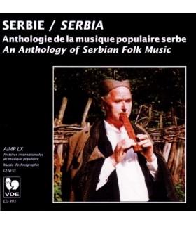 Anthologie de la Musique Populaire Serbe