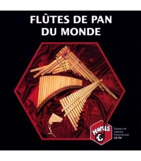 Flutes de Pan du Monde