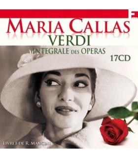 VERDI Integrale des Opera-17 CDlive