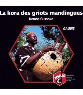 GAMBIE-La Kora des Griots Mandingues