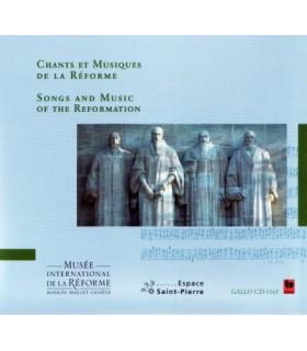 Chants et Musiques de la Reforme