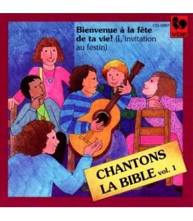 Chantons la Bible, Vol.1