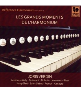 Les grands moments de l'harmonium