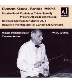 Clement KRAUSS-Rarities 1944-45