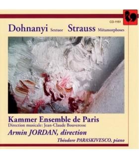 STRAUSS - Kammer Ensemble de Paris