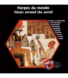 Harpes du Monde