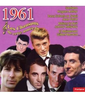 CETTE ANNEE LA : 1961