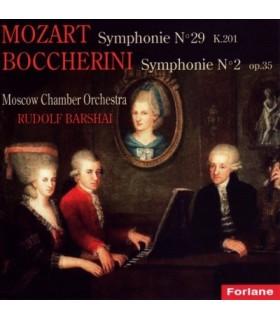 Symphonies No29-No2