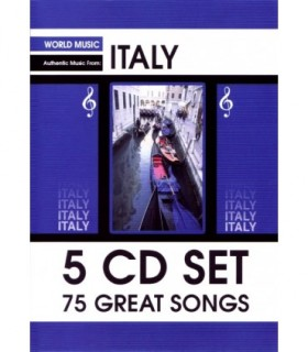 Authentic Music from ITALY