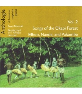 Vol.2 Chant de Okapi Forest