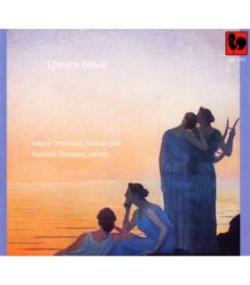 L'Heure Bleue-Flute et Harpe