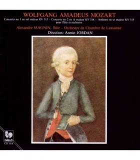 Concertos pour flûte et orchestre n° 1 et 2