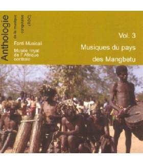Vol.3 Musiques du Pays MANGBETU