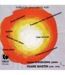 Integrale pour piano solo