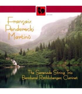 Quintette pour clarinette et quatuor a cordes