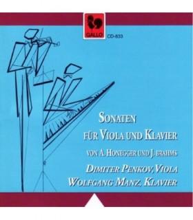Sonates pour alto et piano