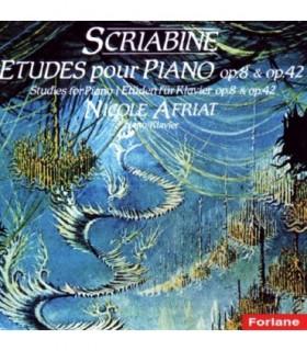 20 ETUDES POUR PIANO Op 8 & Op 42