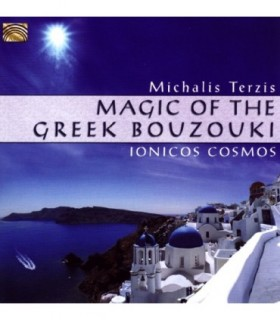 Magic of the Greek Bouzouki - Iconos Cosmos