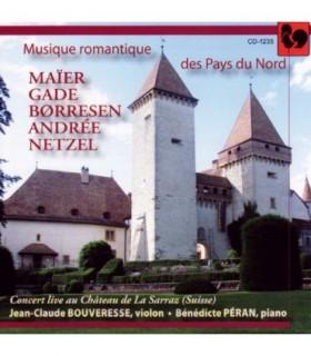 Musique Romantique des Pays du Nord
