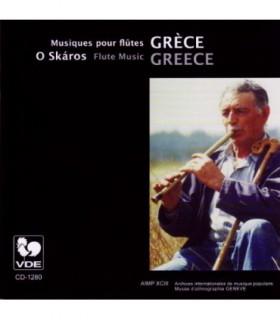 O Skaros - Musiques pour Flutes