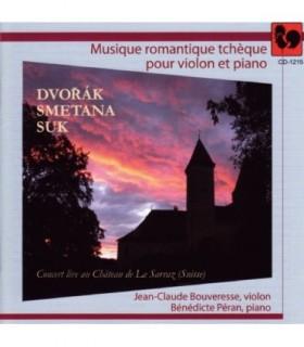 Musique Tcheque pour Violon et Piano