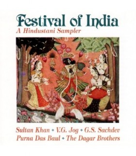 Festival of India : A Hindustani Sampler