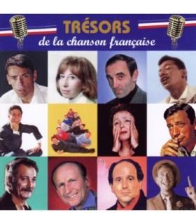 Tresors de la Chanson Francaise