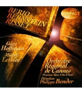 BERIO-BERNSTEIN-RISSET