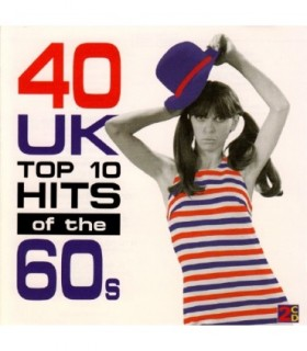 40 UK Top 10 of The 60's