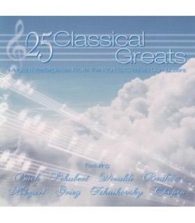 25 Classical Greats
