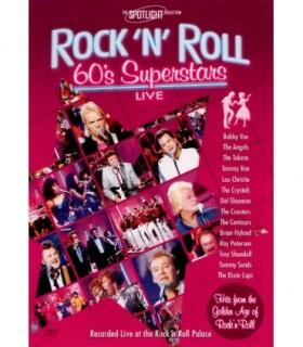 60's Superstars, Live