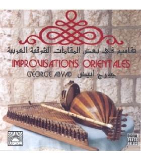 Improvisations Orientales, Vol.1