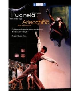 Pulcinella-Arlecchino