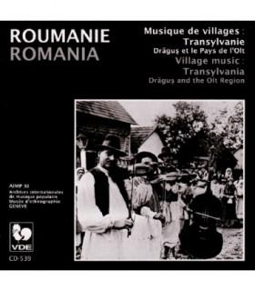 Musique de Villages (vol.3),Transylvanie