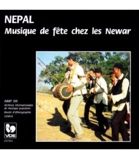 Musique de Fete chez les NEWAR