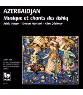 Musiques et Chants des ASHIQ