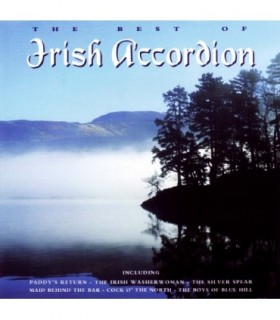 Irish Accordion-The Best of