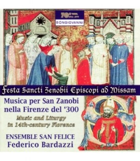 Musica Per San Zanobi nelle Firenze del'300