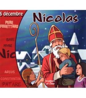 Collection Un Prenom Un Saint, NICOLAS