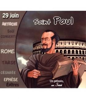 Collection Un Prenom Un Saint, PAUL