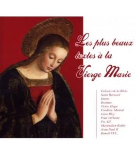 Les Plus Beaux Textes a la Vierge Marie