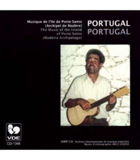 Musique de l'Ile de Porto Santo (Archipel de Madere)