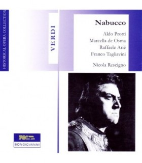 NABUCCO, N.Rescigno, 1963