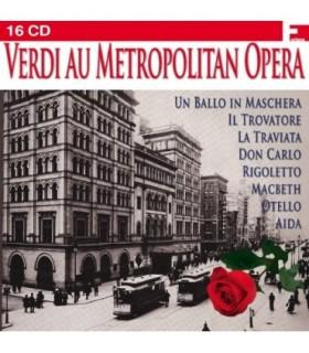 Au Metropolitan New York Opera