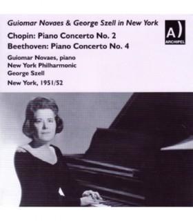 Piano Concertos No2 et 4